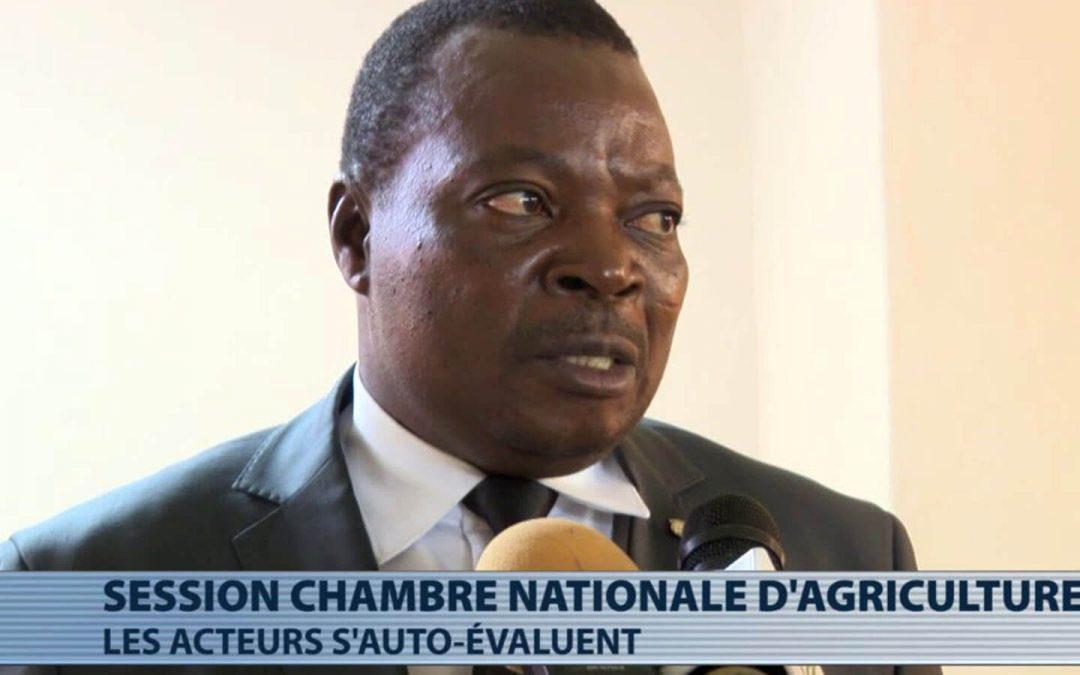 Allocution du Président de la Chambre nationale d'agriculture du Bénin à l'occasion de la JMA 2018